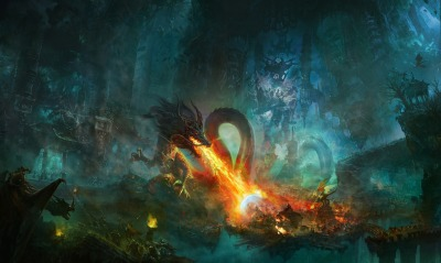 фэнтези дракон графика fantasy dragon graphics