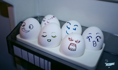 яйца гримасы eggs faces