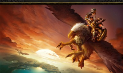 Орел World of WarCraft
