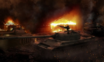 танки, world of tanks