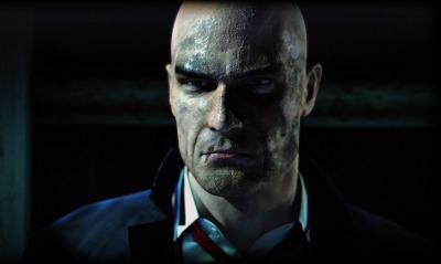 мужчина Hitman Absolution