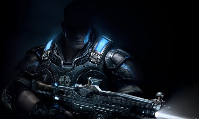 оружие gears of war игры