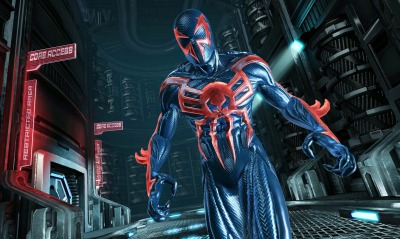 Spider-Man Edge of Time игра