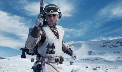 Star Wars Battlefront игра