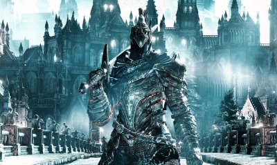 Dark Souls 3 Knight Artorias игра