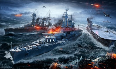 world of warships, компьютерная игра
