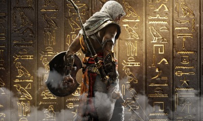 assassins creed origins bayek, иероглифы
