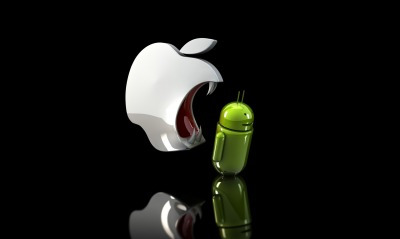 Aple vs android