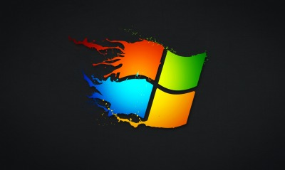 Уплывающий логотип Windows Xp