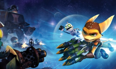 ratchet and clank full frontal assault видеоигра