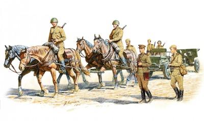 рисунок солдаты военные
