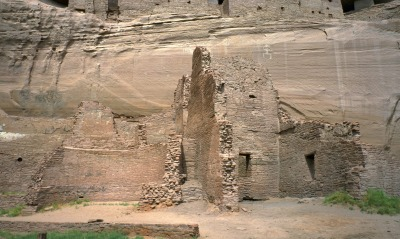 Cliff Dwellings, White House Ruins, Canyon de Chelly National Monument, Arizona