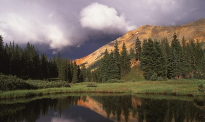Red Mountain, Uncompahgre National Forest, Colorado