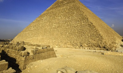 The Great Pyramid, Giza, Egypt