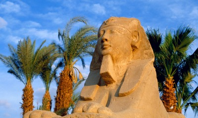 Avenue of Sphinxes, Luxor, Egypt