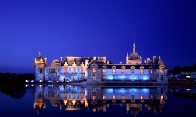 Chateau de Chantilly, Chantilly, France