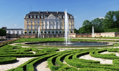 Augustusburg Castle, North Rhine-Westfalia, Germany