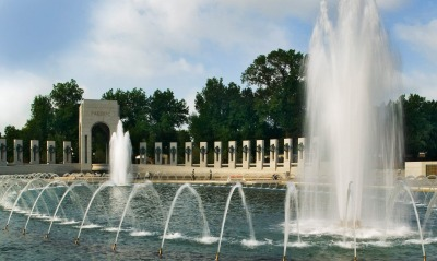 National World War II Memorial, Washington, DC