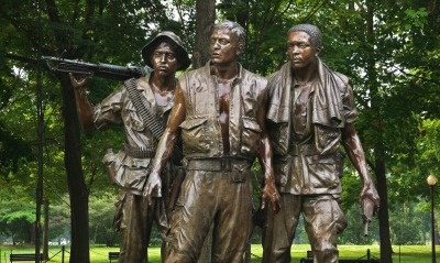 The Three Soldiers, Vietnam Veterans Memorial, Washington, DC
